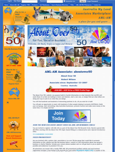 AML-AM Associate About Over 50