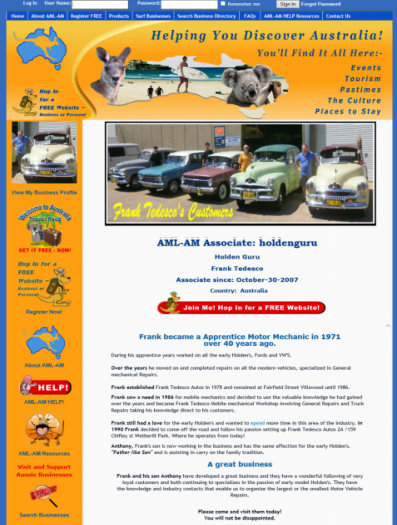 AML-AM Associate Holden Guru